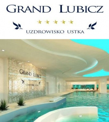 Aquapark Ustka Hotel SPA Grand Lubicz