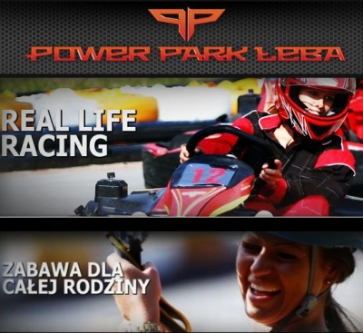 Park linowy �eba - Power Park