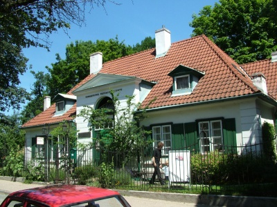 Sopot - dworek Sierakowskich - siedziba Towarzystwa Przyjaciół Sopotu