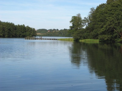 Jezioro Węgorzyno