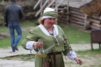 Grodzisko Owidz - imprezy Kociewie