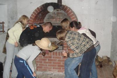 Pieczenie pizzy Przywidz Kaszuby