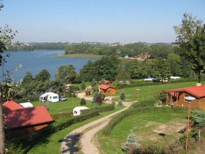 Camping nad jeziorem Kaszuby