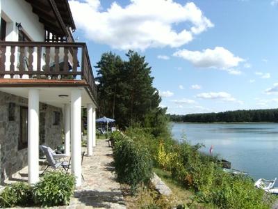 Stanica nad Kamiennymi Krêgami nad jeziorem Czarnym