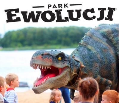 Atrakcje dla dzieci Park Ewolucji