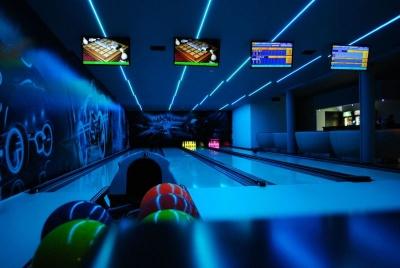 kręgielnia na Kaszubach - na bowling zaprasza HOTEL KISTON