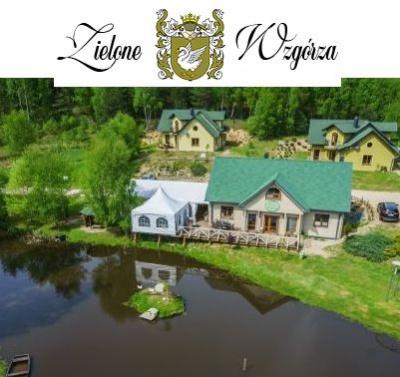 Młodzieńczy Zielone Wzgórza Mądrzechowo domki nad jeziorem na Kaszubach SW21