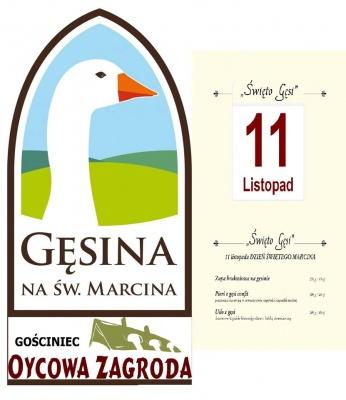 Gêsina Dzieñ ¦w Marcina