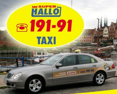 Super Hallo Taxi Gda�sk