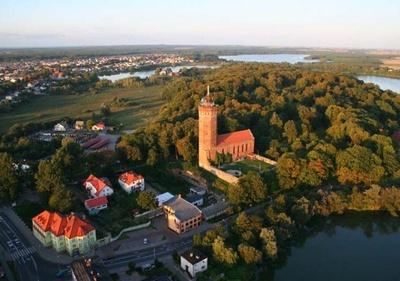 Zamek krzy�acki Cz�uchów - fot. UM Cz�uchów