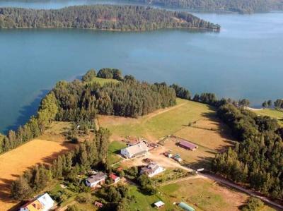 Agroturystyka nad jeziorem na Kaszubach - Kaszebsko Checz