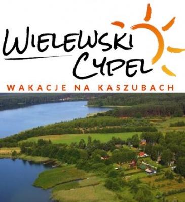 Domki nad jeziorem - Kaszuby - Wiele