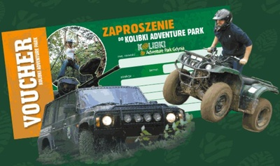 Voucher Kolibki Adventure Park
