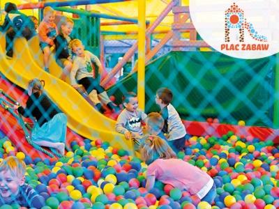 Plac zabaw dla dzieci £eba